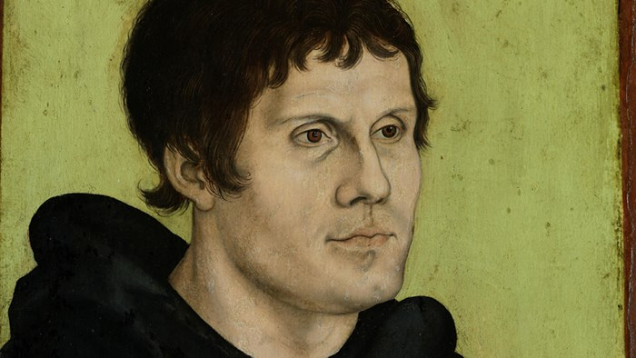 Martin Luther's Early Years: A Gallery of Friends and Enemies
