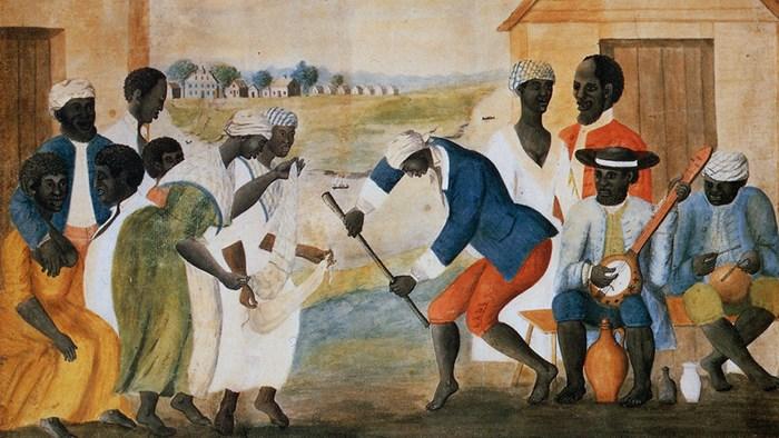 The Secret Religion of the Slaves