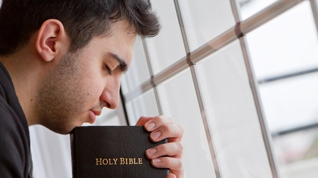 Innovative Church Practices, Inspired by Stock Photos: The Bible Sniffer