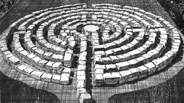 Loving My Labyrinthine Church