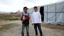 La luz de Cristo brilla entre los refugiados