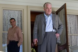 Joaquin Phoenix and Philip Seymour Hoffman in 'The Master'