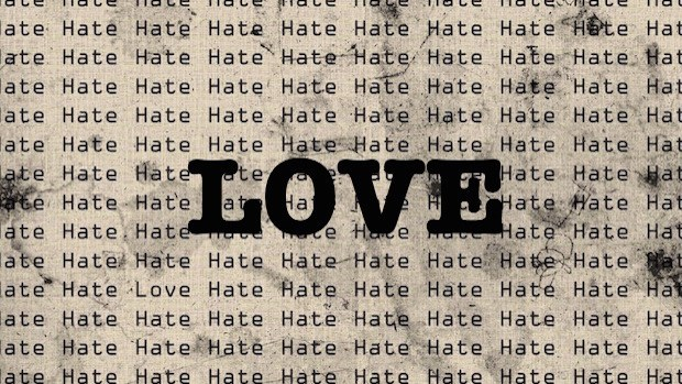 love vs enmity essay Read this english essay and the power and passion of love and hate the power of hate is illustrated in the first scene by the exhibition of enmity.