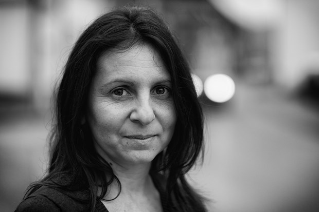 Osijek, Croatia: Biljana Nikolic and her husband, Djena, are Roma Christians who are aiding refugees.