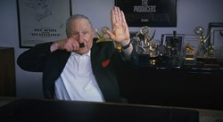 Mel Brooks in 'The Last Laugh'
