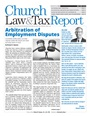 Church, Law & Tax May/June 2016 issue