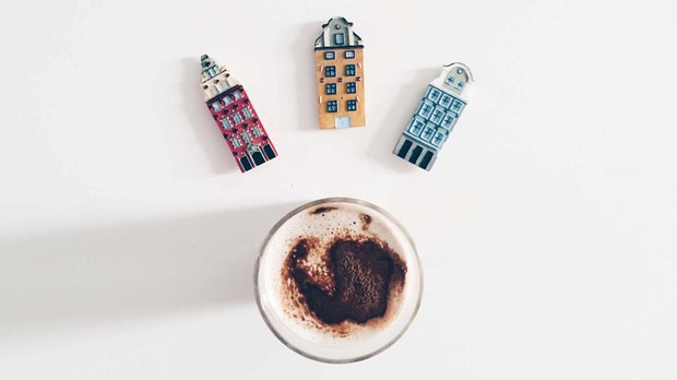 The Ministry of Coffee, in Three Parts