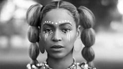 Beyoncé' in 'Lemonade'