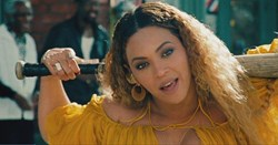 Beyoncé' in 'Lemonade'