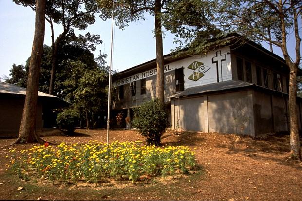 Memorial Christian Hospital in Malumghat, Bangladesh