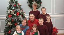 When Tragedy Left Six Kids Orphaned, This Church Stepped In