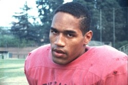 O.J. Simpson in 'O.J.: Made In America'