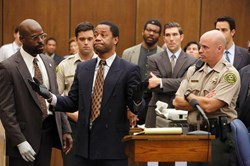 Sterling K. Brown and Cuba Gooding, Jr. in 'The People v. O.J. Simpson: American Crime Story'