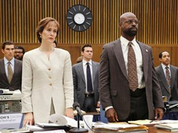 Sarah Paulson and Sterling K. Brown in 'The People v. O.J. Simpson: American Crime Story'