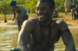 Malachi Kirby in 'Roots'