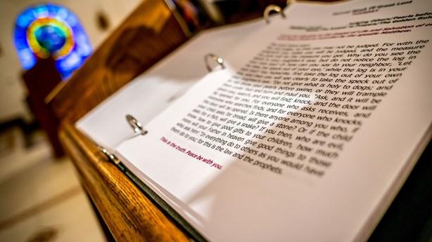Persuasion in Preaching