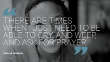 Trillia Newbell: 'Everything Can't Be Your Ministry.'