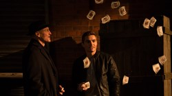 Woody Harrelson and Dave Franco in 'Now You See Me 2'