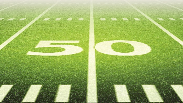 My Top 5 Books on Faith and Football