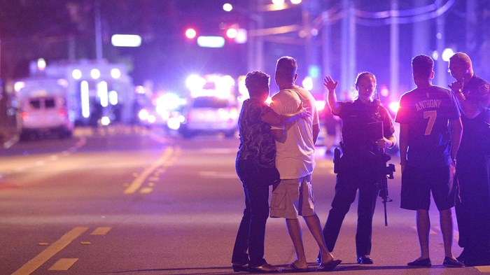A Meditation on the Orlando Shooting