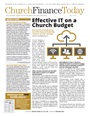 Church Finance Today July 2016 issue