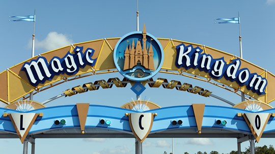 What the Magic Kingdom Reminds Us About the Eternal Kingdom
