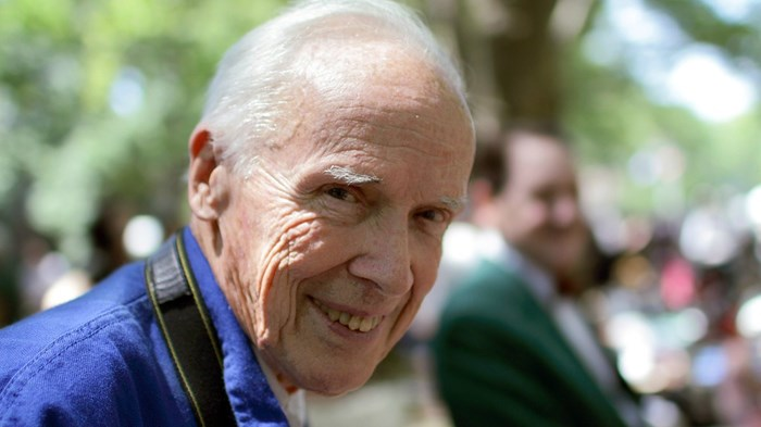 Remembering Bill Cunningham, a Fashion Hero for the Rest of Us