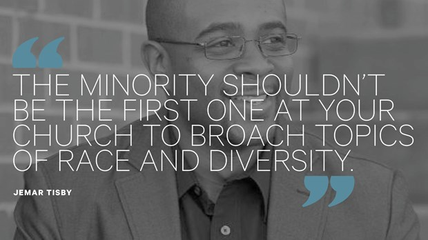 It's Never Too Soon to Talk about Race in Your Church