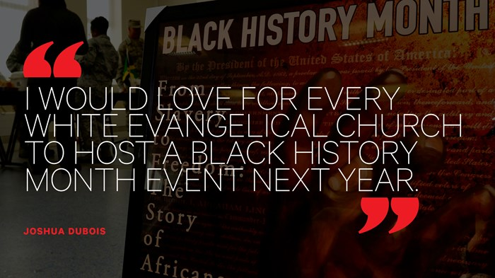 What Black Christians Need from White Christians Now
