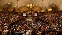 Sunday Journeys—Serving as Interim at Moody Church