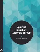Spiritual Disciplines Assessment Pack