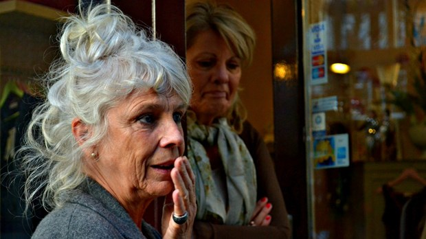 Where Have All the Gray-Haired Ladies Gone?