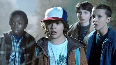 How 'Stranger Things' Re-Enchants the World