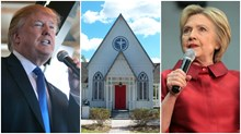 Goodbye, God Gap: Trump and Clinton Have Churchgoers Unusually Split