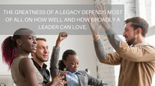 Leadership Legacies: Why Character Trumps All
