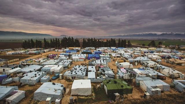 Grapes of Wrath: Refugees Face Steinbeck Scenario in Lebanon's Napa Valley