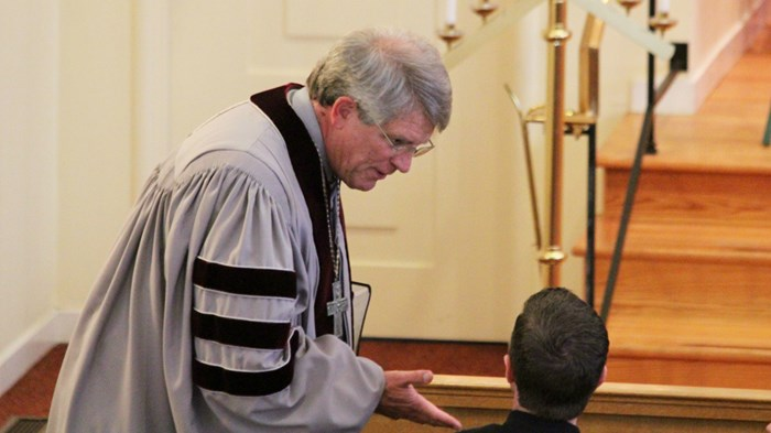 Clergy Working Fewer Hours, Getting Paid More