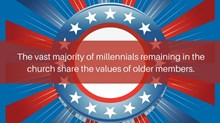Are Young Evangelicals More Liberal Than Their Parents?