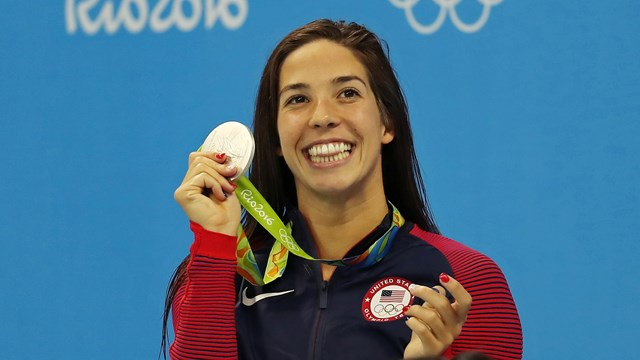 Medal-Winning Swimmer Maya DiRado: My Faith Frees Me to Dream Big