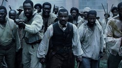Nate Parker and Colman Domingo in 'The Birth of a Nation'