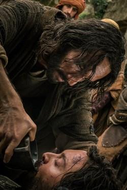 Rodrigo Santoro and Jack Huston in 'Ben-Hur'