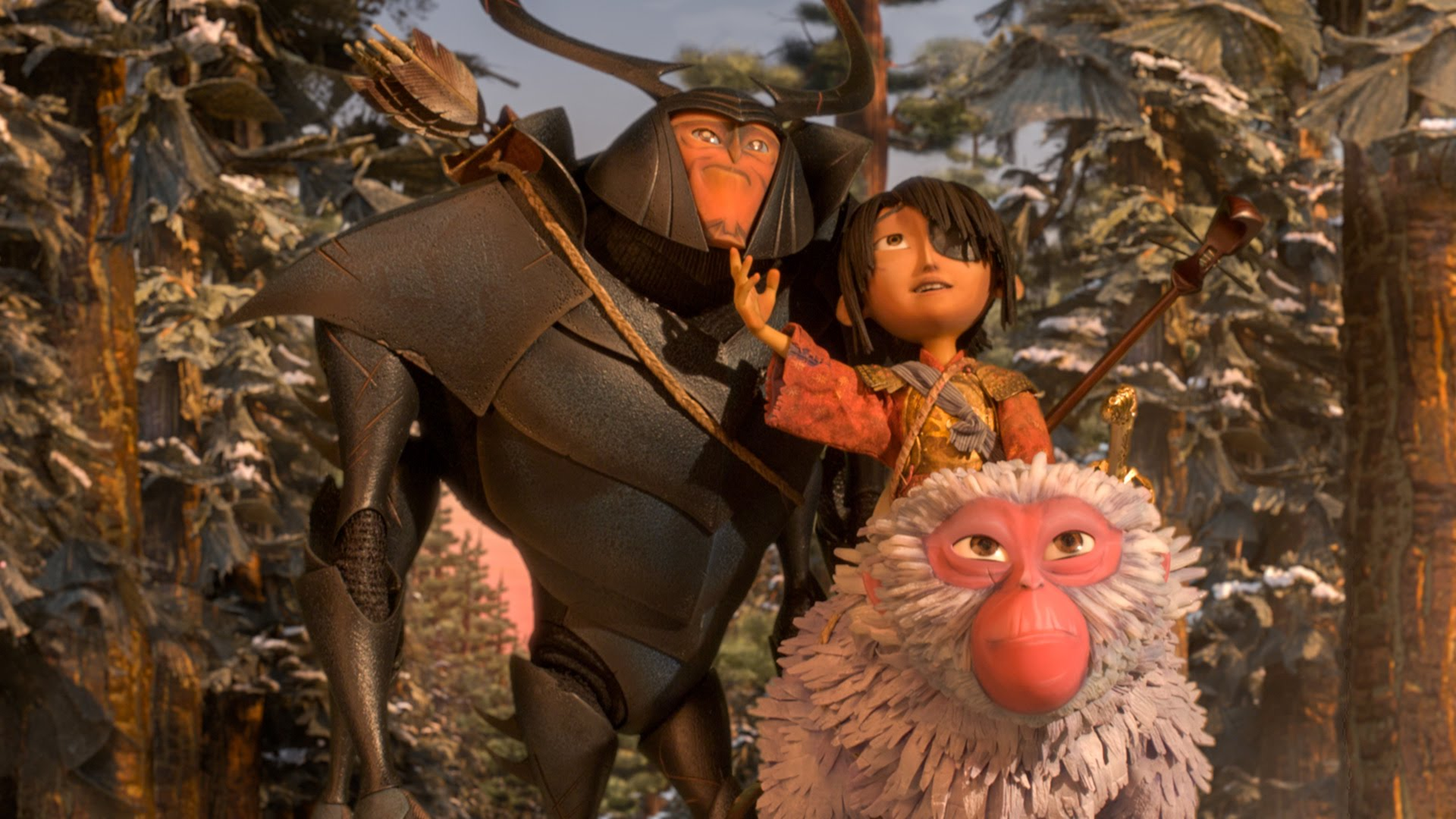 'Kubo and the Two Strings' is a attractive journey