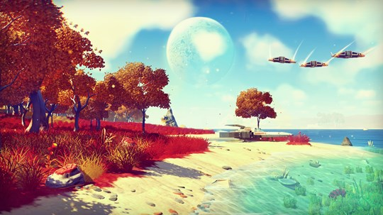 What 'No Man's Sky' and C. S. Lewis Tell Us About the Spirit of Our Age