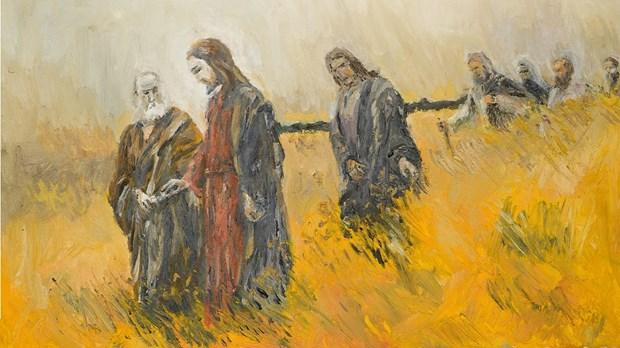 The Odd Teamwork of Jesus