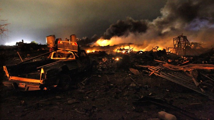 How Churches Rebuilt a Town After Its Fertilizer Plant Exploded