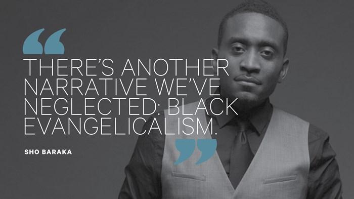 Sho Baraka: Black Communities' Problems Need Black Theology's Solutions