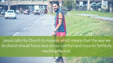 How Can The Church Thrive In A Non-Christian World?