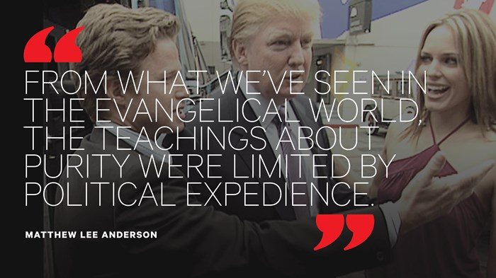 Trump Tape Forces Deeper Conversations on Evangelical Ethics