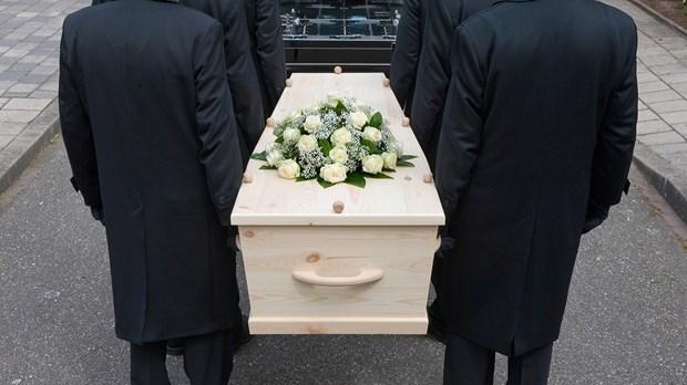 Funeral for a Stranger