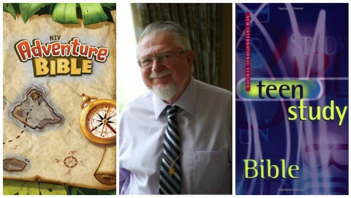 Died: Scholar Who Made the Bible Kid-Friendly